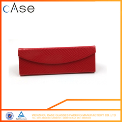 wenzhou new style foldable acetate specsavers optical /sun glasses case