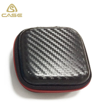 brief quadrate earphones carrying case
