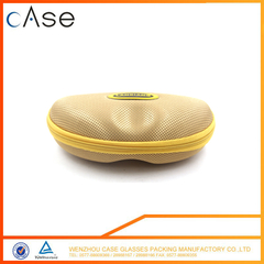High Grade eva molded hard storage bag clamshell case