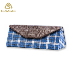 China general felt glasses case