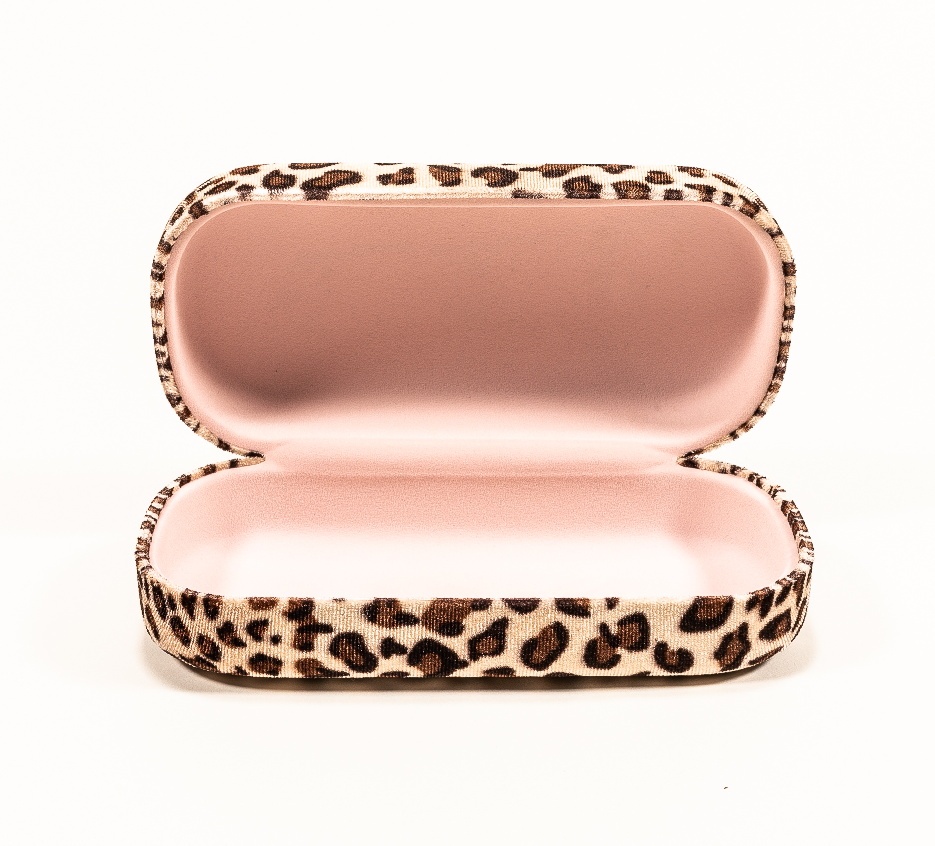 2021 Glasses Case Sunglasses Leopard Print Glasses Case