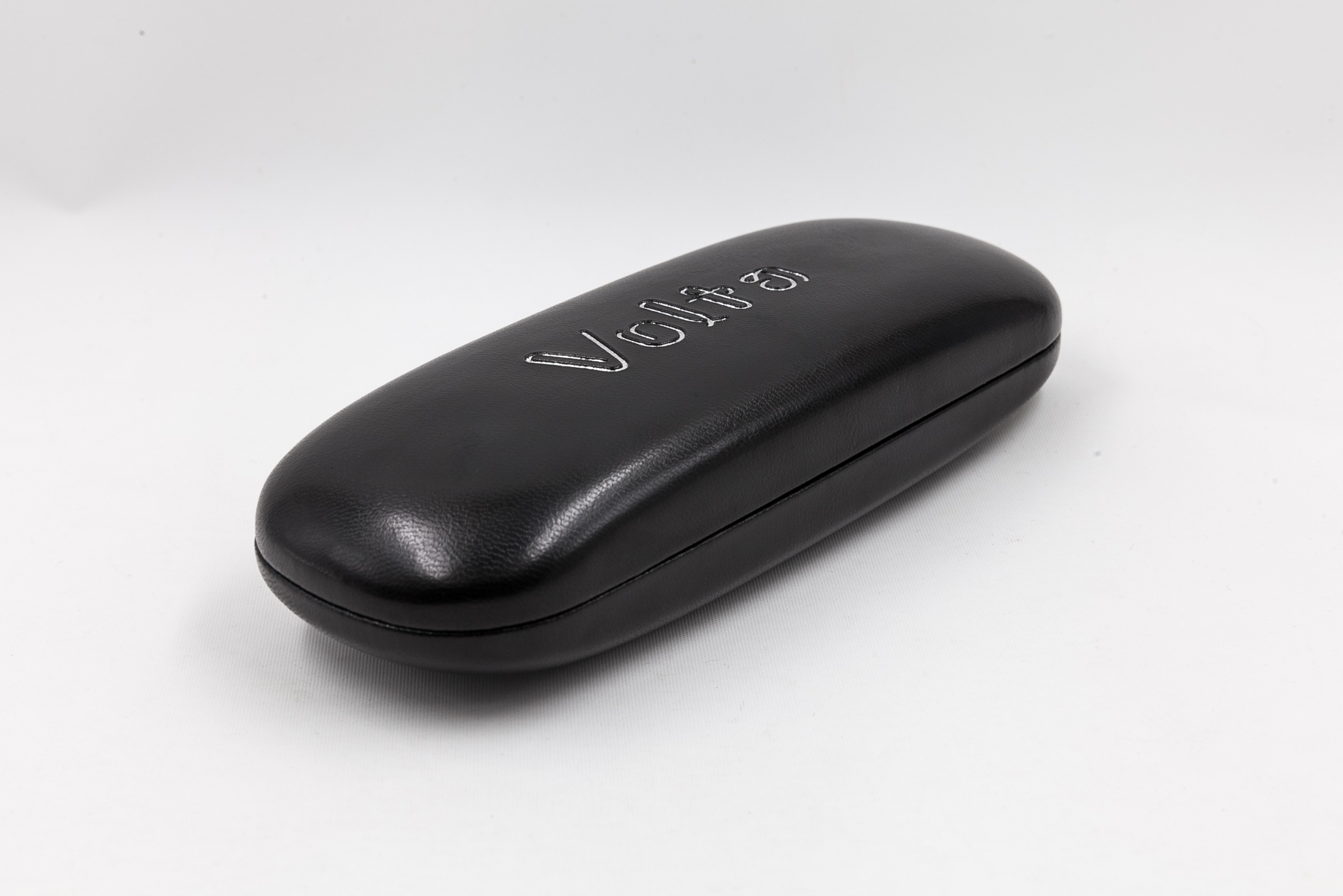 2021 Glasses Case Sunglasses Black Glasses Case Printed with The LOGO