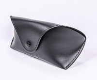 2021 Glasses Case Sunglasses Black Glasses Case, Like A Wallet
