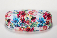 2021 Glasses Case Sunglasses Colored Printed Glasses Case