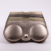 2021 Sunglasses, 5 Colors, Button-down Glasses Bag.The Appearance Is Like A Staring Eyeball, And The Design Is Very Creative And Fashionable