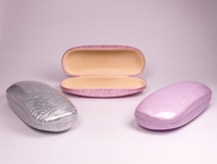 2021 Glasses Case Sunglasses Gorgeous Glasses Case in Two Colors,