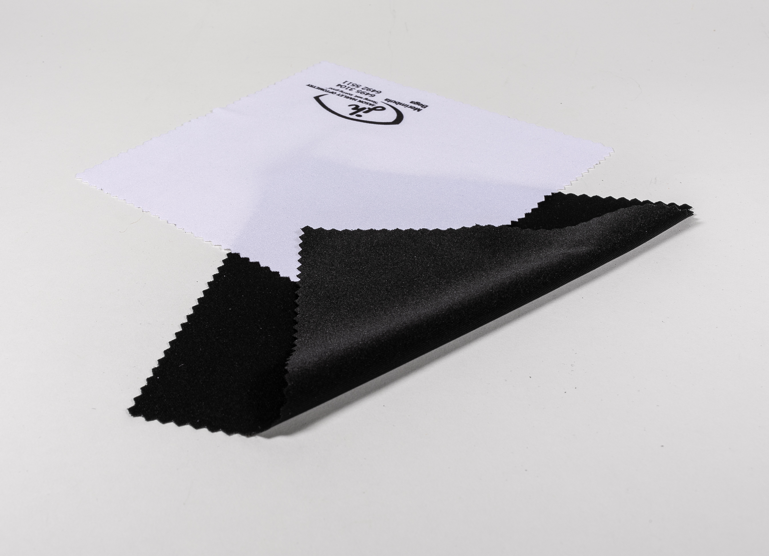 2021 Glasses Cloth, Printed with The LOGO, Two Colors of Wipe Cloth