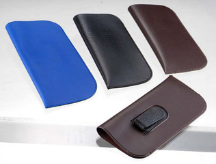 2021 Sunglasses, Leather Cover for Glasses in Three Colors